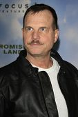 LOS ANGELES - DEC 6:  Bill Paxton arrives at the 'Promised Land' Premiere at Directors Guild of Amer