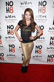 LOS ANGELES - DEC 12:  Saige Ryan Campbell arrives to the NOH8 4th Anniversary Party at Avalon on December 12, 2012 in Los Angeles, CA