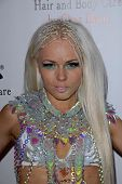 LOS ANGELES - DEC 12:  Kerli arrives to the NOH8 4th Anniversary Party at Avalon on December 12, 201