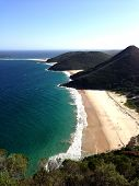 Lookout from Port Stephens Tomaree