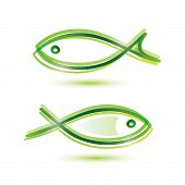 Fish Vector Symbol