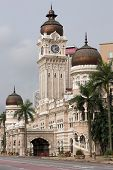 Historical Courthouse In Kuala Lumpur poster
