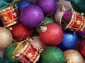 Ball Balls And Drums Christmas