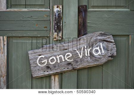 Gone Viral. poster