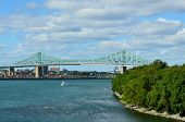 he Jacques Cartier Bridge