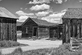 Bodie - Ghost Town