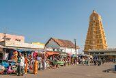 Chamundeshwari Temple - Mysore