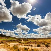 Hills in Bolivia