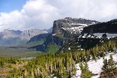 Logan pass before storm
