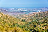 Valley And Santa Marta