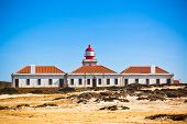 Lighthouse Of Cabo Sardao, Portugal