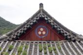 Traditional Roof,south Korea