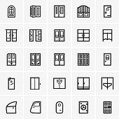 Doors icons