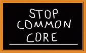 Common Core Chalkboard