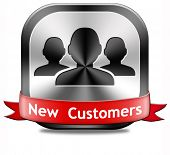 new customers attract buyers increase traffic by product marketing service and promotion study customer base and profile