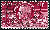 Postage Stamp Ireland 1948 Theobald Wolfe Tone