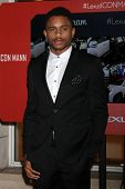 LOS ANGELES - FEB 25:  Nnamdi Asomugha at the 2nd Annual ICON MANN Power Dinner at Peninsula Hotel on February 25, 2014 in Beverly Hills, CA