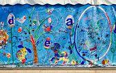 Easter Banner In Lvov