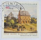 Germany Postage Stamp