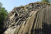 Stone Waterfall in Somoska