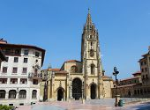 Cathedral Of Oviedo