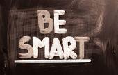Be Smart Cocept