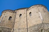 Duomo Cathedral of Acerenza. Basilicata. Southern Italy.