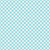 Seamless pattern with checkered geometric texture