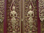 Asian Angel Sculpture Art