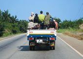 Ghanaian Driving