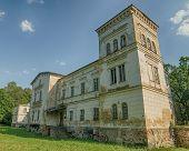 Manor in Belvederis, Lithuania