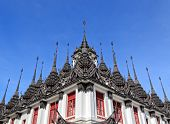 Thai Architecture, The Metallic Temple
