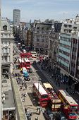 Oxford Street from above