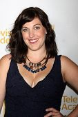 LOS ANGELES - AUG 22:  Allison Tolman at the Television Academy�?�¢??s Producers Peer Group Reception at London Hotel on August 22, 2014 in West Hollywood, CA