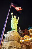 Lady Liberty Statue