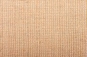 Burlap Textured Background