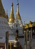 Around the Shwedagon Pagoda
