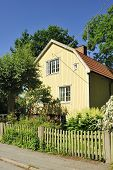 Swedish middle class home