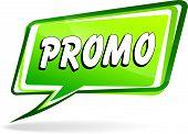Promo Green Speech