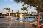 Swimming pool of Sueno Hotels Beach Side