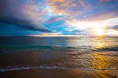 Kihei Beach Sunrise