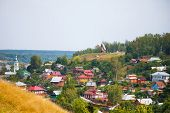City Plyos, Ivanovo Region