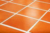 Ceramic Tiled Floor