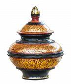 Thai Lacquerware