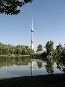 Tashkent New Tv Tower 2007
