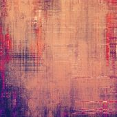 Abstract rough grunge background, colorful texture. With different color patterns: purple (violet); yellow (beige); red (orange); brown
