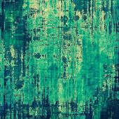 Highly detailed grunge texture or background. With different color patterns: gray; green; blue; cyan