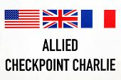 Allied Checkpoint Charlie