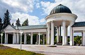 Carolina Spring Colonnade, Spa Marianske Lazne, Czech Republic