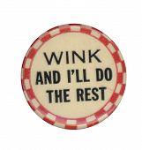 Wink Pin